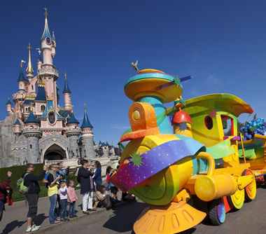 Disneyland Parijs tickets en hotel arrangementen