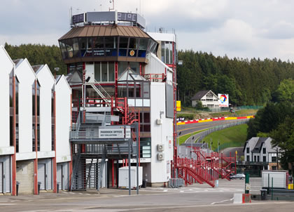 F1 Max Verstappen spa francorchamps busreis tickets