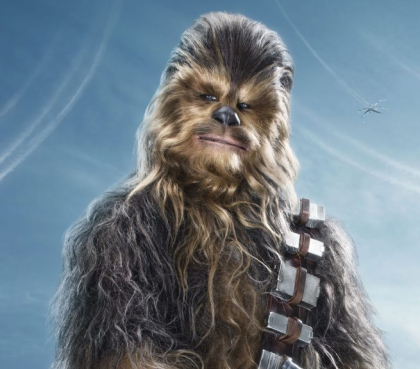 chewbacca star wours season of the force disneyland parijs