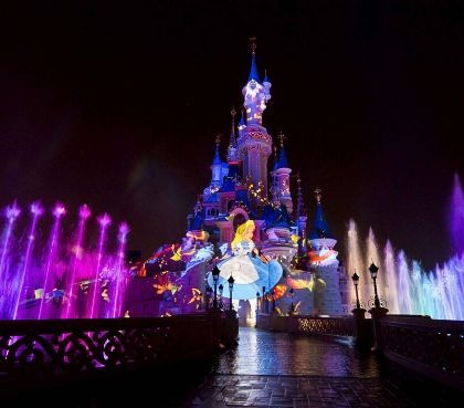 Disneyland Parijs aanbiedingen C&O Travel