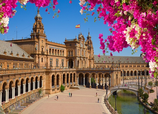 Andalusie Rondreis 27sept-6okt