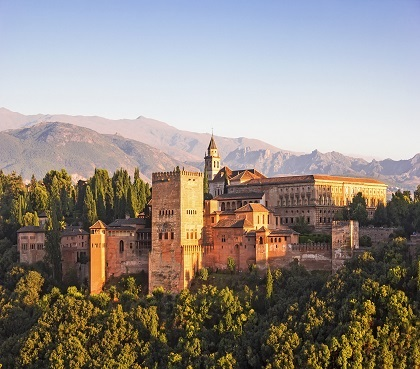 Andalusië rondreis